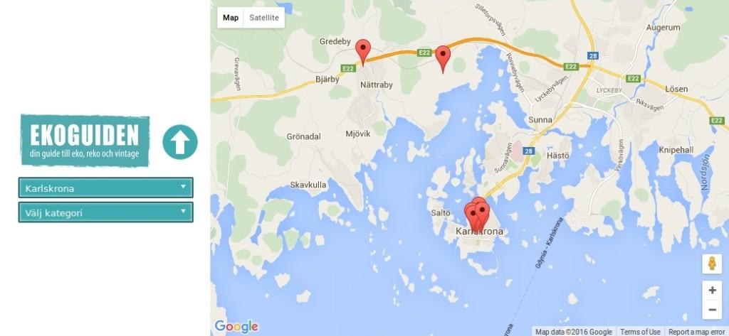 Karlskrona Ekoguide